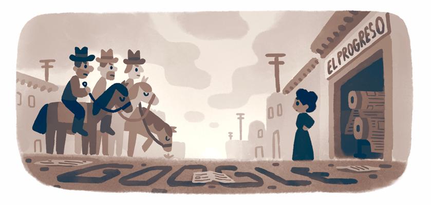 Who is Jovita Idár? Google Doodle Celebrates Civil Rights Pioneer