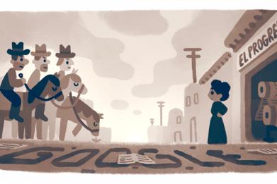 Jovita Idar Google Doodle