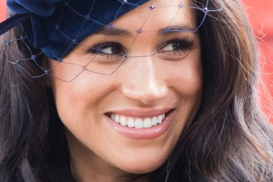 Meghan Markle Field of Remembrance
