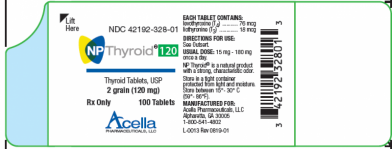 Acella Pharmaceuticals LLC Recall Labels