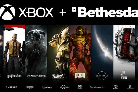 xbox bethesda fallout doom elder scrolls