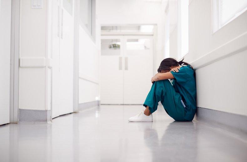 Healthcare workers, stress, pandemic, struggle, coronavirus