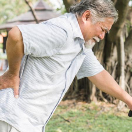 Newsweek AMPLIFY - Chronic Pain Old Age