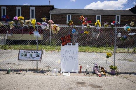 David McAtee memorial