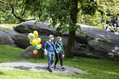 New Yorkers Respond to DoJ Designating City