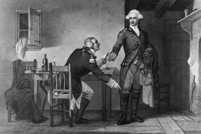 240 Years Ago Benedict Arnold Committed Treason
