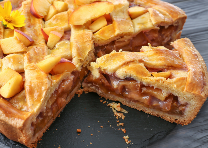 Colorado: Peach pie