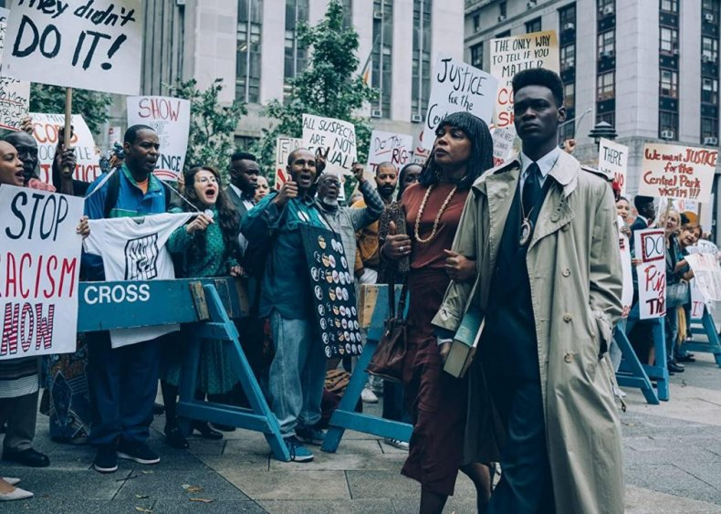 #66. When They See Us (tie)