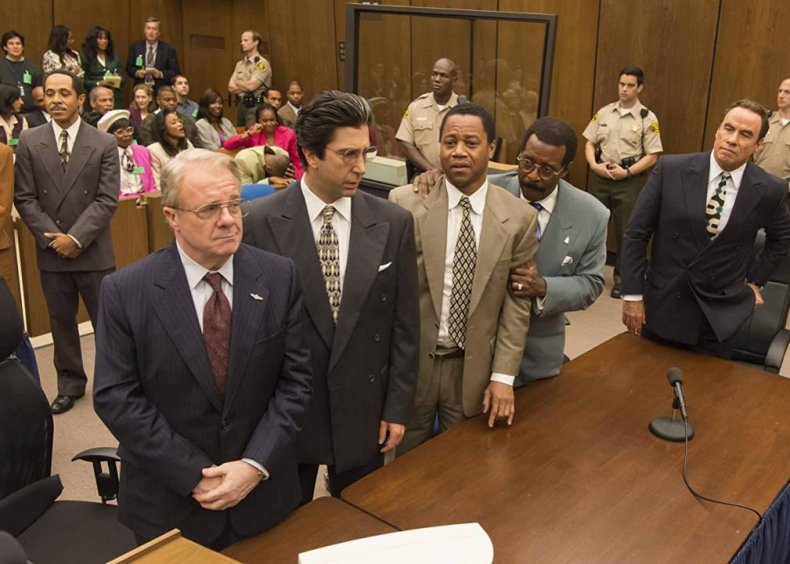 #25. The People v. O.J. Simpson: American Crime Story (tie)