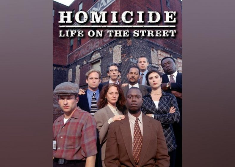 #9. Homicide: Life on the Street