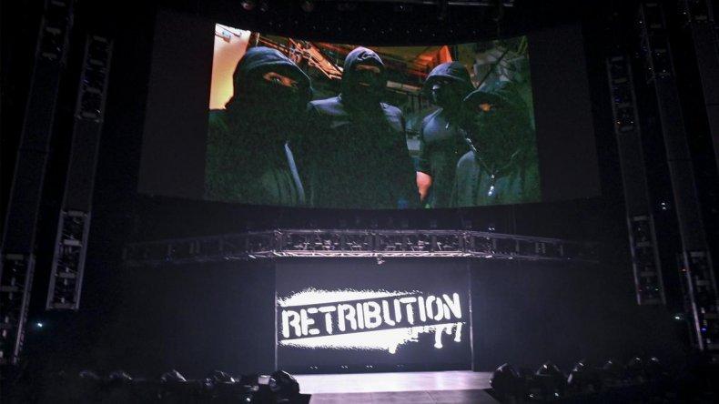 wwe monday night raw retribution titantron