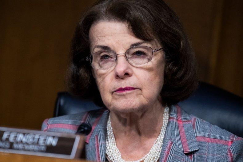 democrats furious as dianne feinstein demurs on packing supreme court democrats furious as dianne feinstein