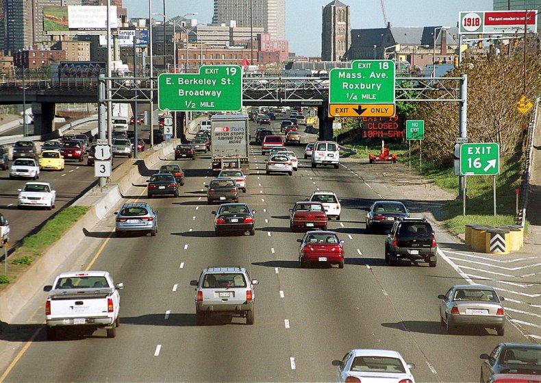 traffic Boston