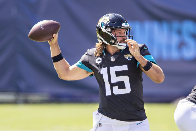 Gardner Minshew, Jacksonville Jaguars