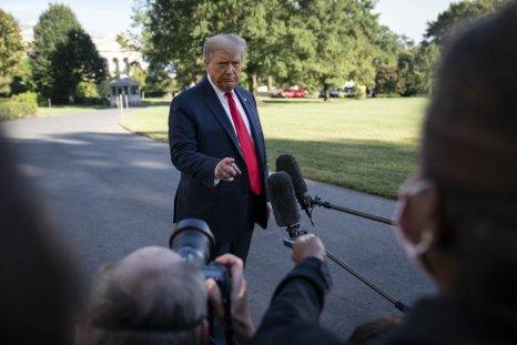 Donald Trump press