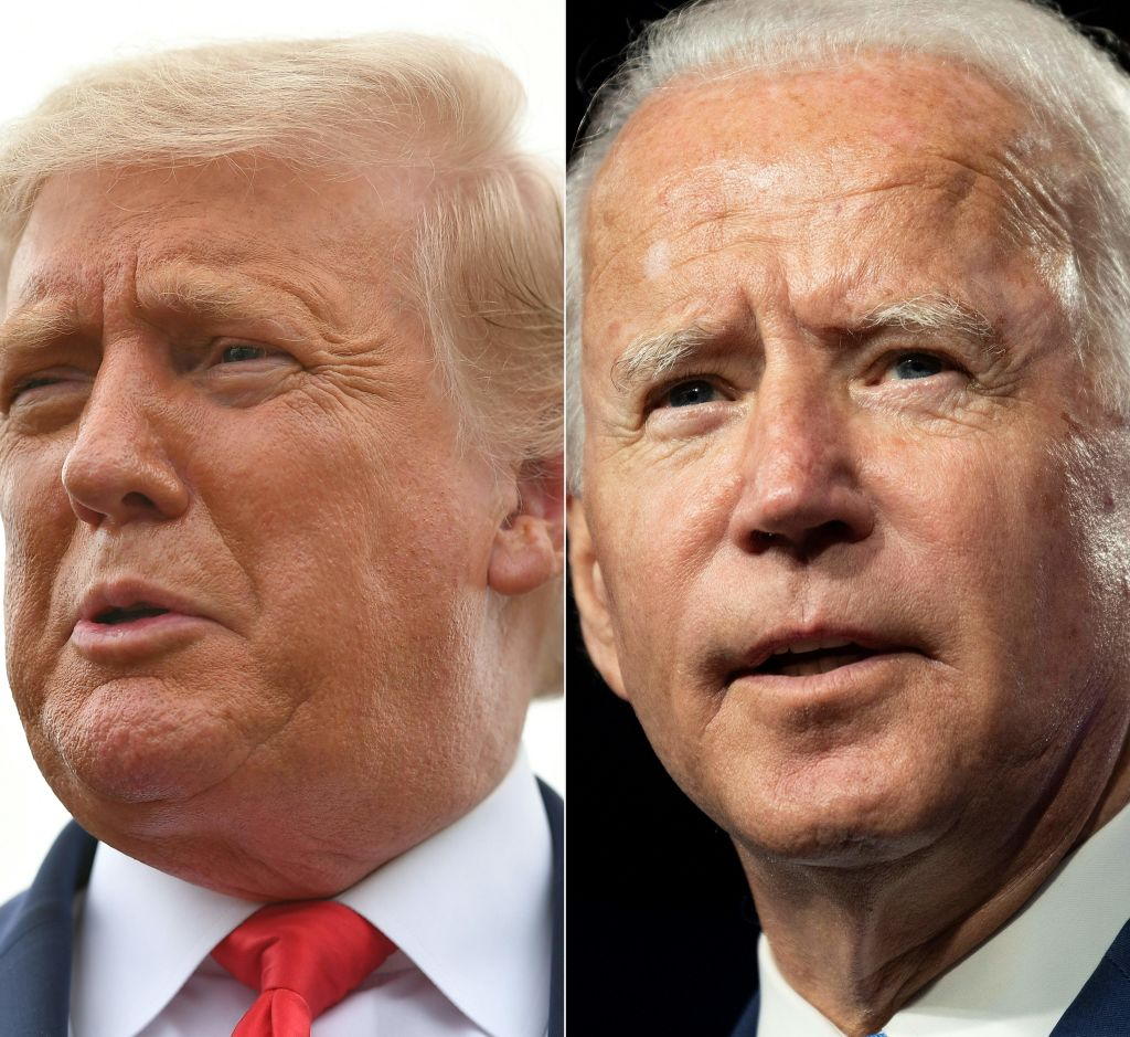Poll shows Biden tied with Trump in Georgia—a state Democrats haven't won since 1992