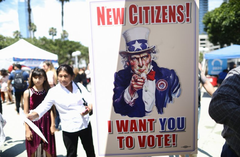 Getty Images Voting