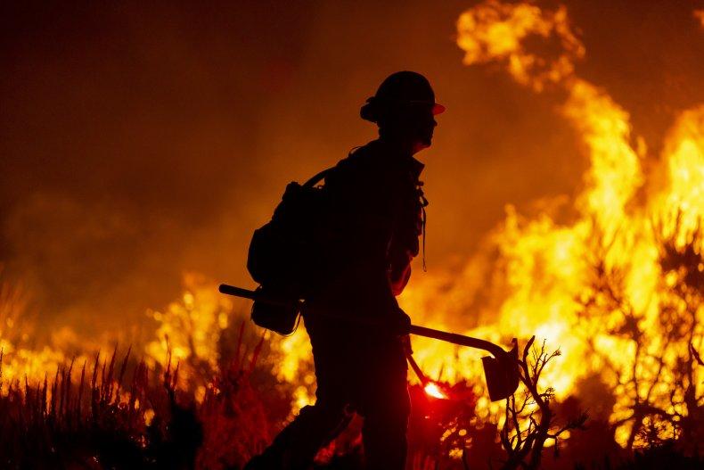 Bobcat Fire