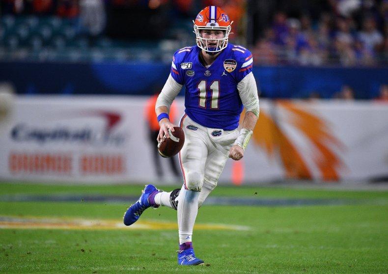 Kyle Trask, Florida Gators