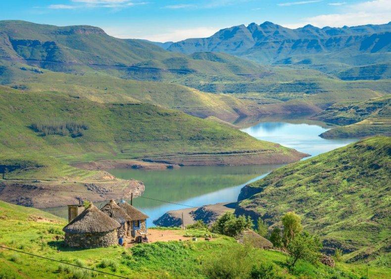 #50. Lesotho
