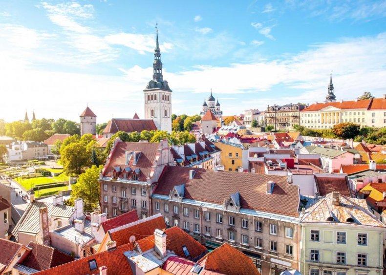 #40. Estonia