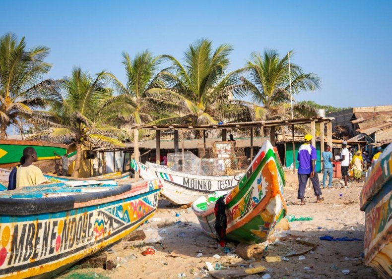 #30. The Gambia