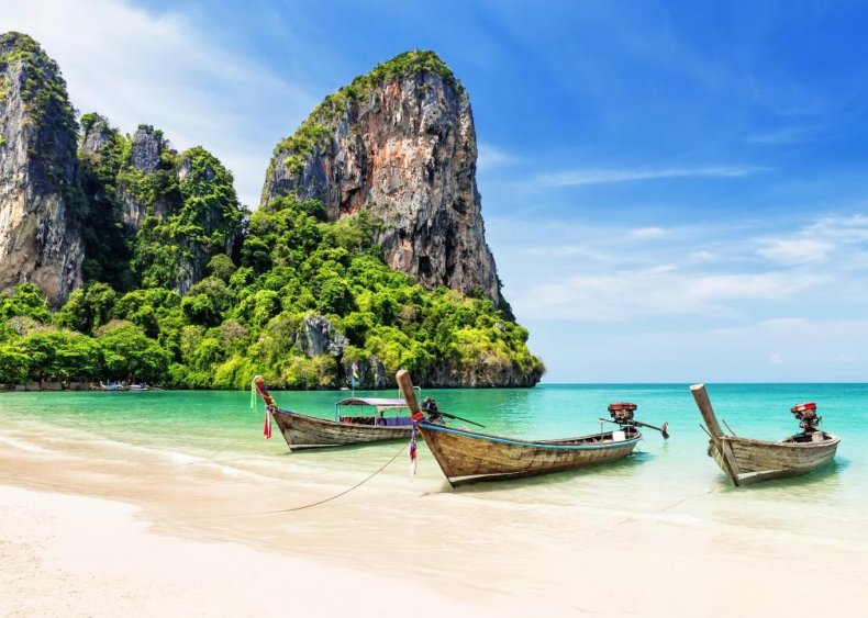 #26. Thailand