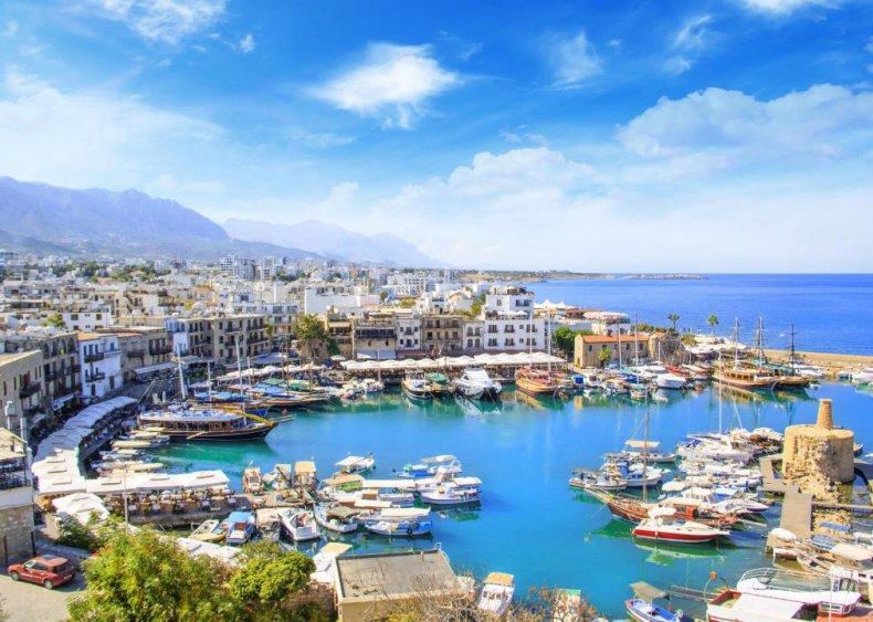 #25. Cyprus