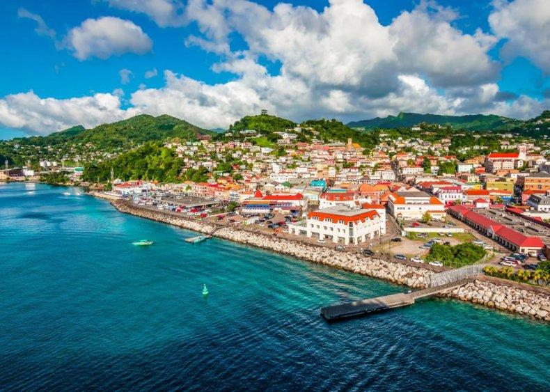 #24. Grenada
