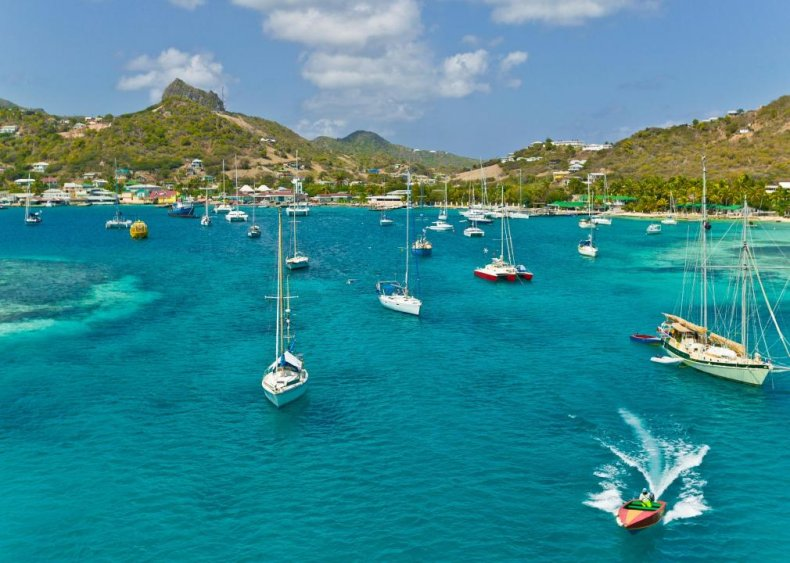 #22. St. Vincent and the Grenadines