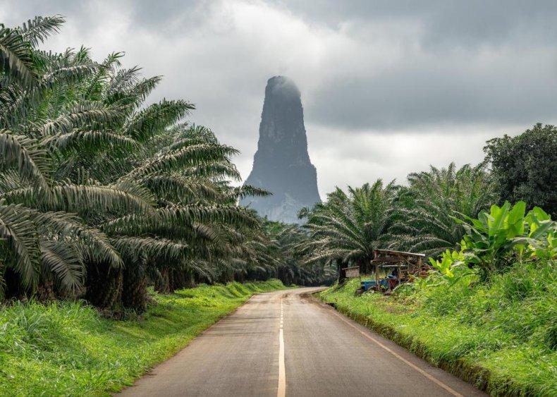 #21. São Tomé and Príncipe