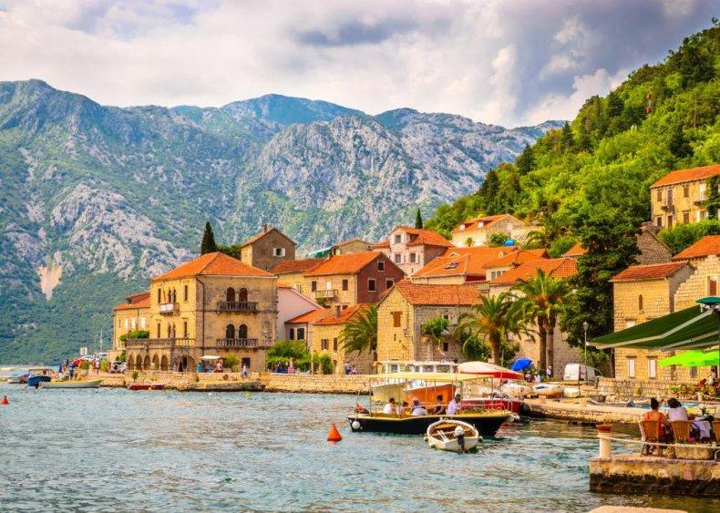 #20. Montenegro