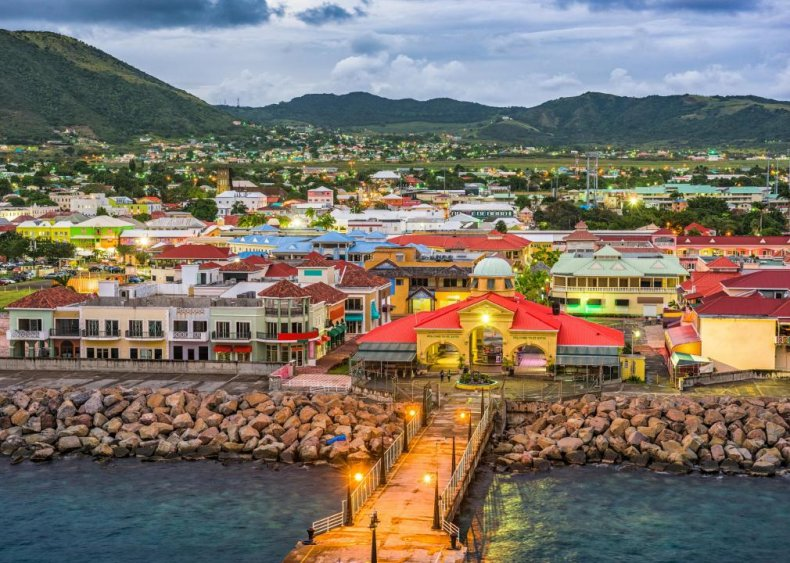 #17. St. Kitts and Nevis