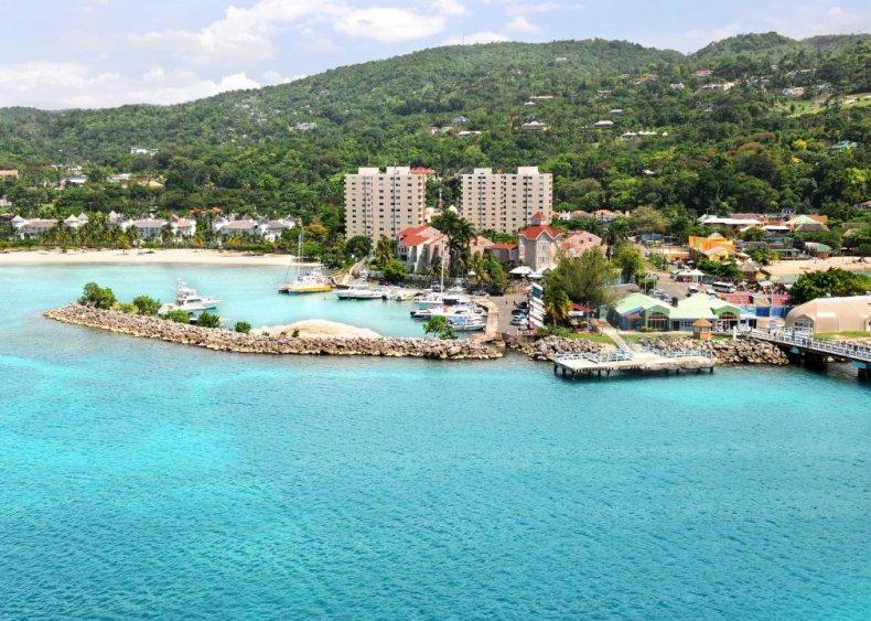 #13. Jamaica