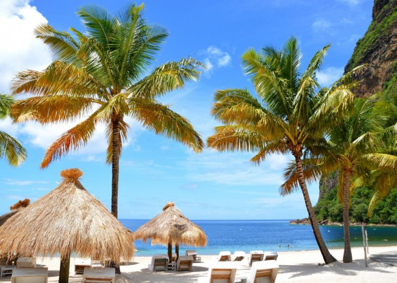 #7. St. Lucia