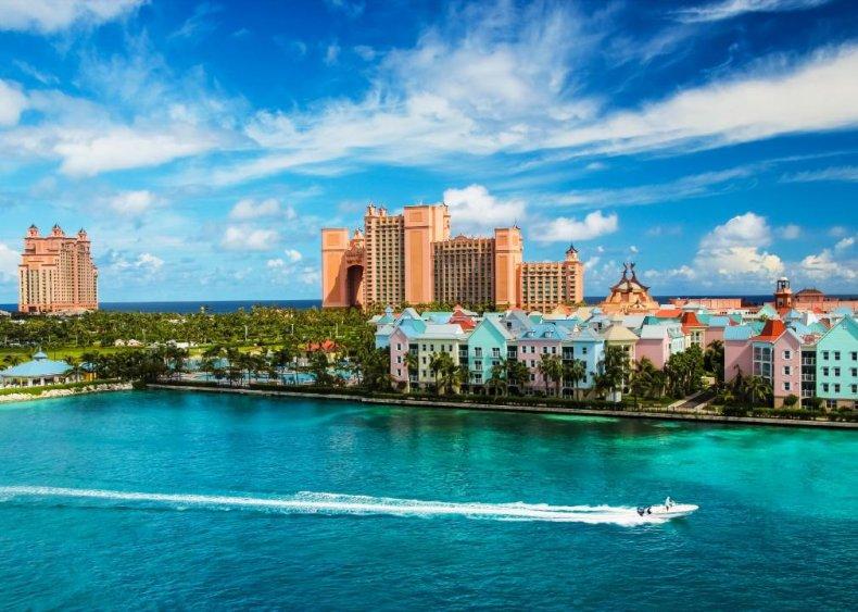 #4. The Bahamas