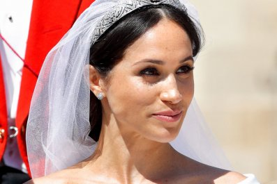 Meghan Markle at her Royal Wedding, Windsor