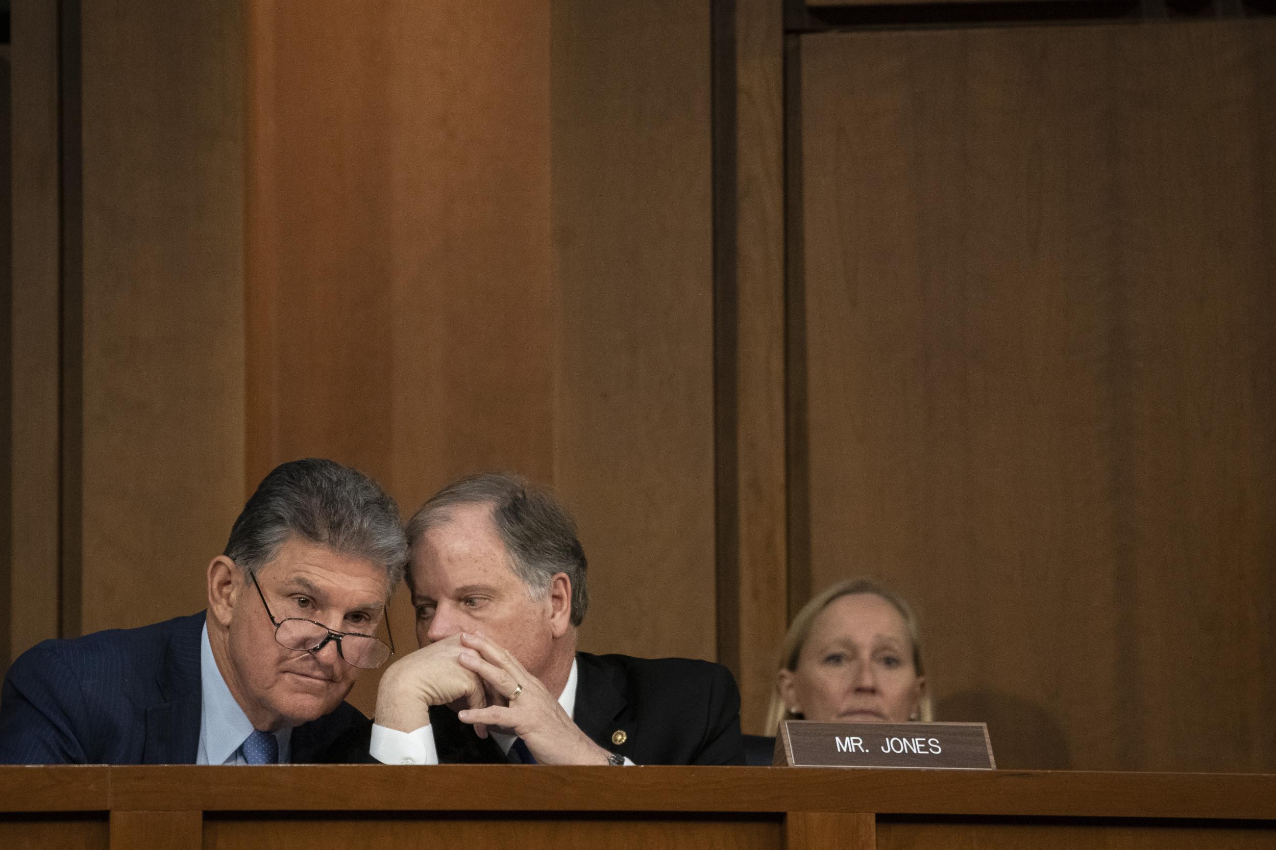 Will Joe Manchin, Doug Jones Break with Democrats to Back SCOTUS Nominee?