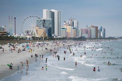 Myrtle Beach, South Carolina, September 2020