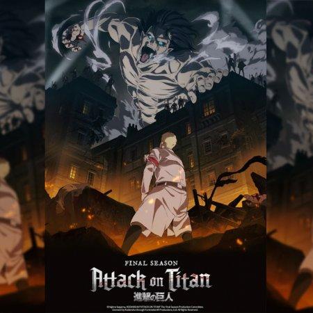 attack on titan final season 4 poster
