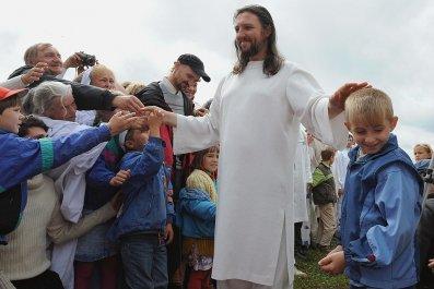 """Jesus of Siberia"" Sergei Torop"