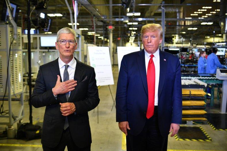 Hank Column - Cook and Trump