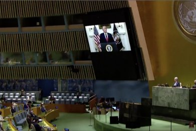 donald, trump, united, nations, general, assembly