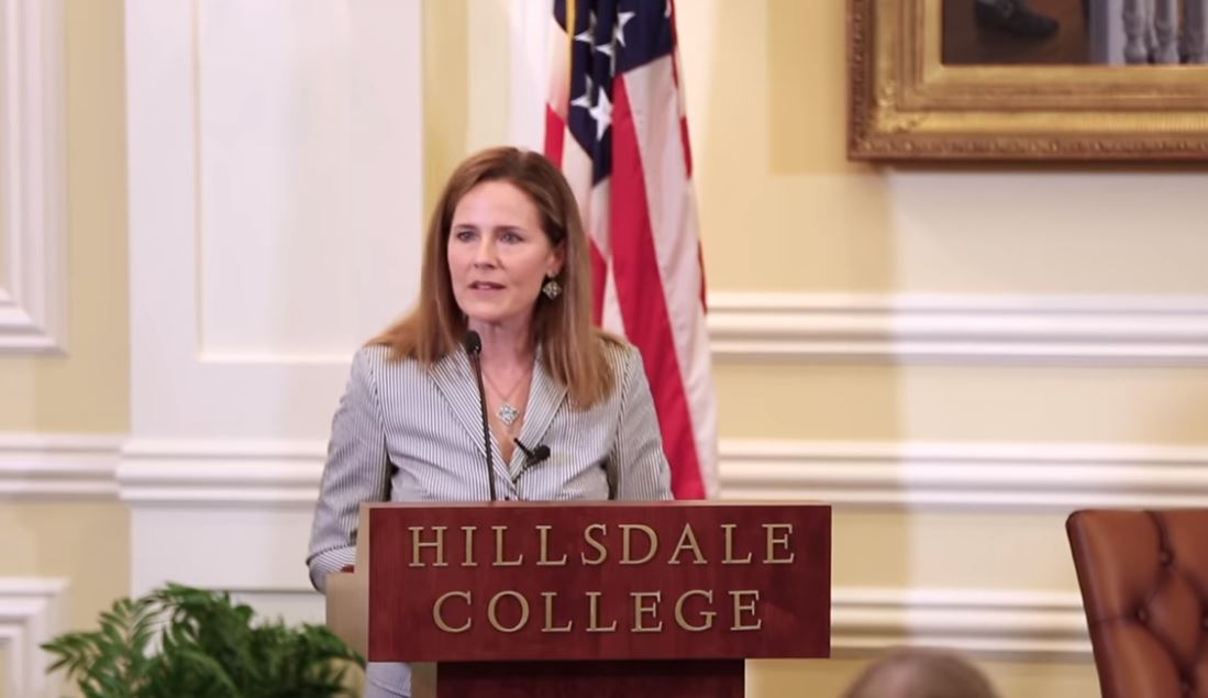 amy coney barrett - photo #11