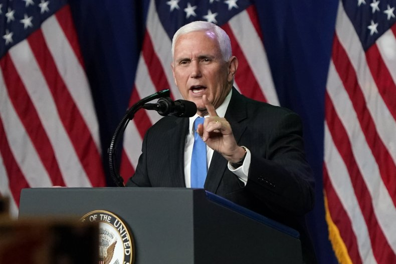 vice president mike pence RNC charlotte
