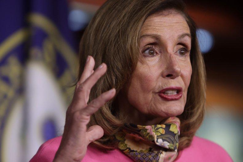 Nancy Pelosi Steve Mnuchin continuing resolution shutdown