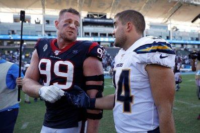 Watt Brothers NFL