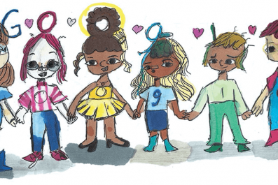 Doodle for Google 2020 Winner