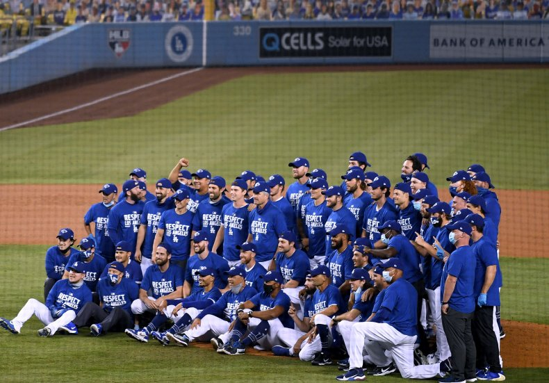 Los Angeles Dodgers, MLB