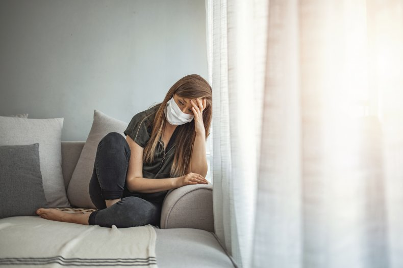 iStock Mental Health Covid